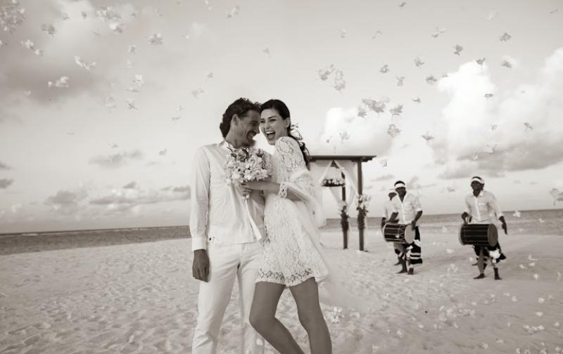 Hideaway Beach Resort Couple